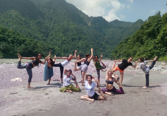 September 2017 Yoga Teacher Training Course