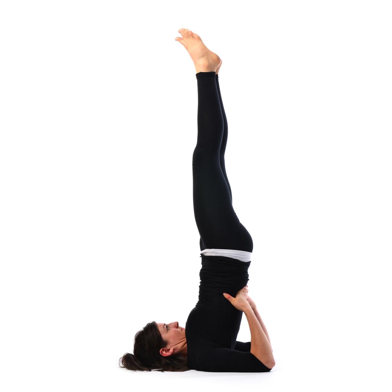 Shoulder Stand Hurts Lower Back