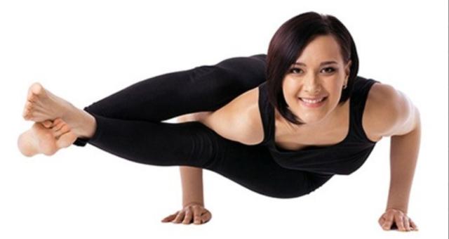astavakrasana yoga india foundation