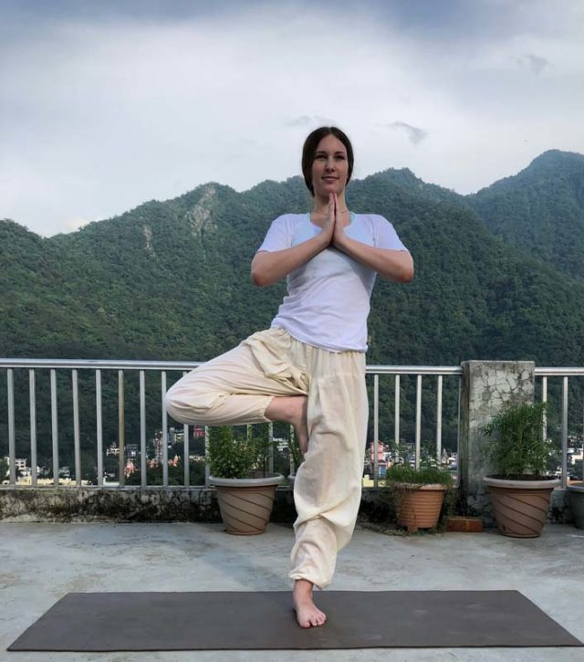 Advanced Teacher Training Yoga