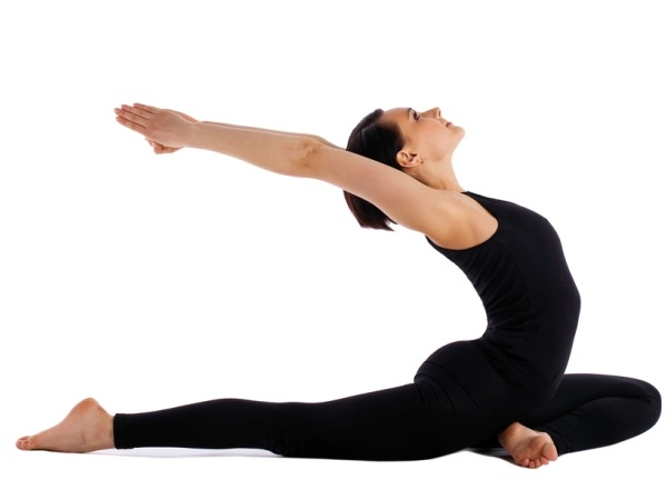 pigeon pose yoga teacher training