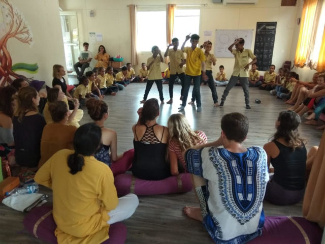 yoga teacher training at yoga india foundation
