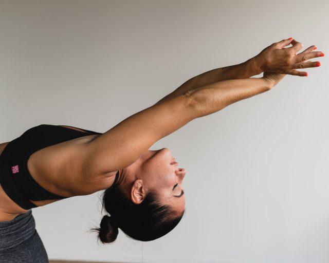 Yoga Posture Practice