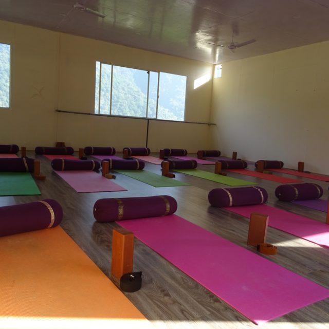 Yoga Practice Hall