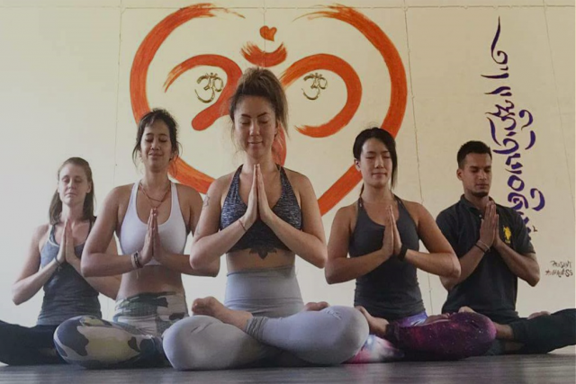 Yoga and Meditation India