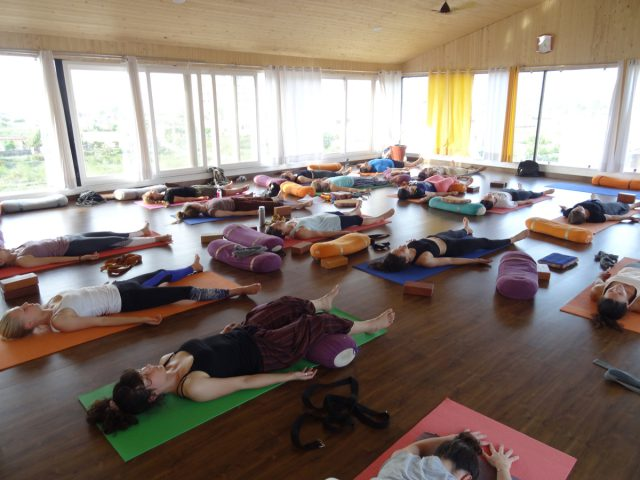 Yoga School in Rishikesh