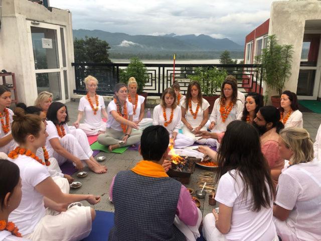 Best Yoga School India