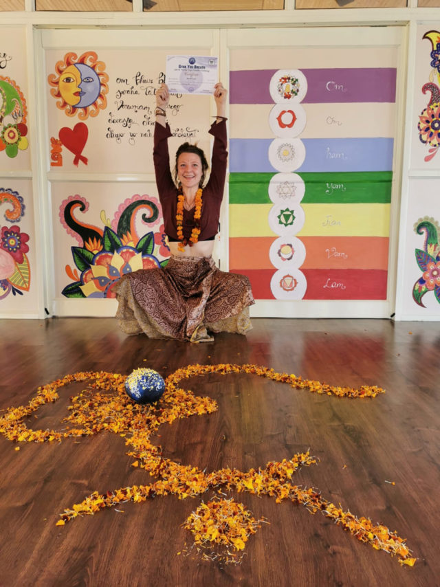 Yoga Center in Rishikesh