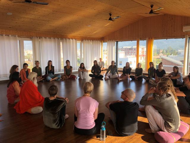 Fertility Yoga Teacher Training in India